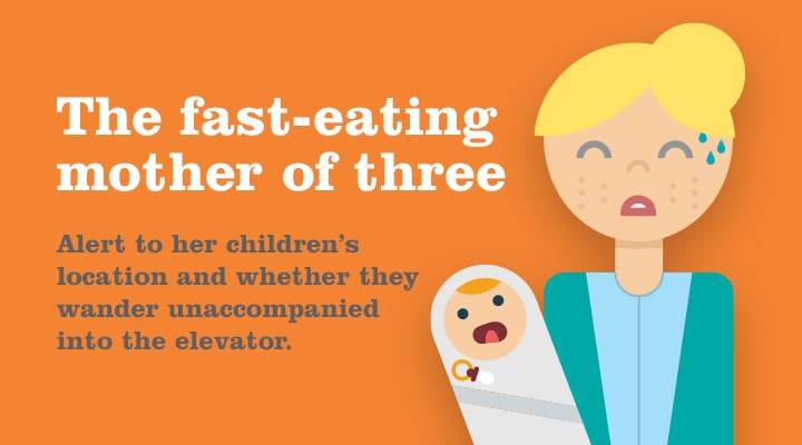 Fast-eating-mother